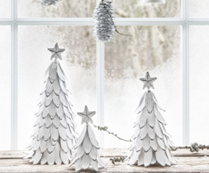 Shabby chic landhausstil im online shop for Shabby chic weihnachtsdeko