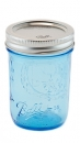 Ball Mason Jar klein blau