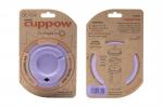 Cuppow Trinkdeckel lila widemouth