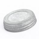 """Deckel für Mason Jar Antik-Zinn, div. Grössen - 426.023 (attr """"klein"""")"""