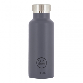 24Bottles Thermosflasche anthrazit 500 ml