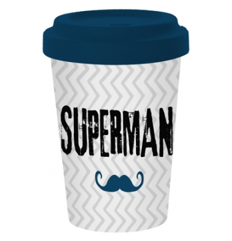 Coffee to Go Becher SUPERMAN