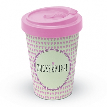 Coffee to Go Becher ZUCKERPUPPE