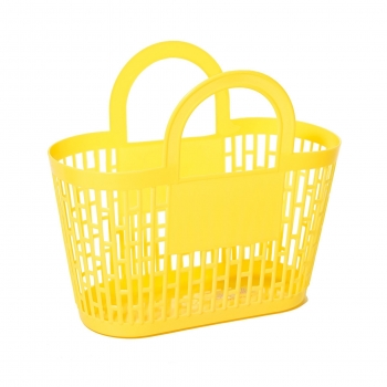 Carnival Basket Neon Yellow