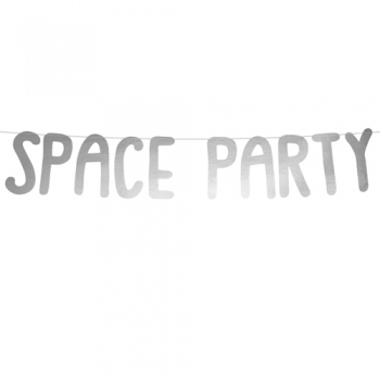 Girlande Space Party