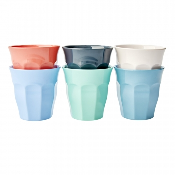 Rice Becher 6er Set Happy Colours