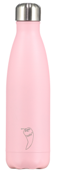 Chilly's Flasche pastellrosa 500 ml