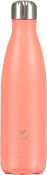 Chilly's Flasche pastell coral 500 ml