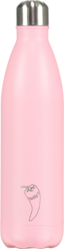 Chilly's Flasche pastellrosa 750 ml