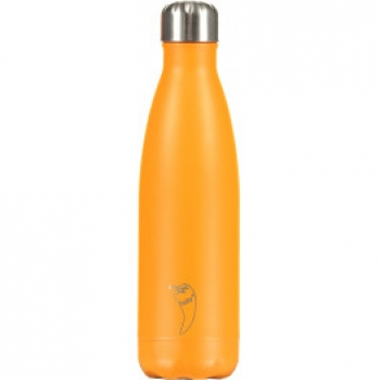 Chilly's Flasche neon orange 500 ml