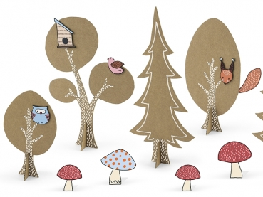 Kreativ-Set Woodland Friends