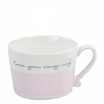 "Grosse Tasse ""Love you very much"""