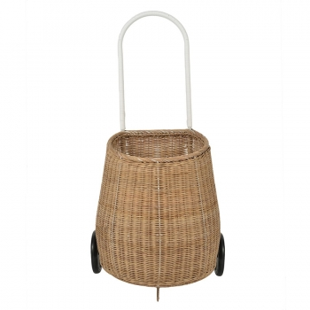 Olli Ella Big Luggy Basket nature