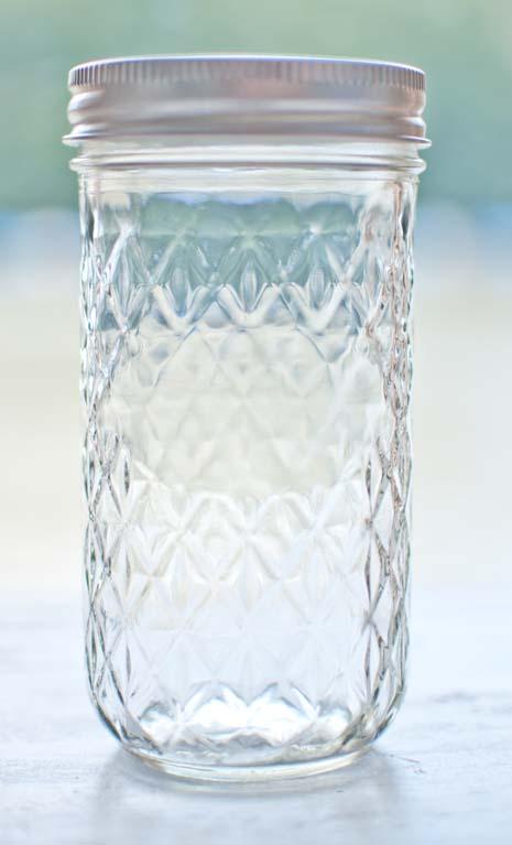 ball mason glas crystal gross klein mini. Black Bedroom Furniture Sets. Home Design Ideas